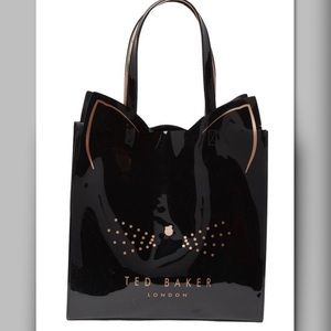Ted Baker London Feli Cat Large Icon Tote Bag